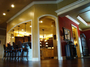 Custom Designs: from Kevin Humphrey Homes